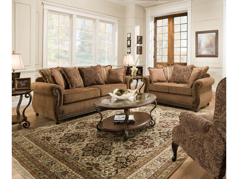 Simmons Upholstery Living Room Sofa Love 200044 Available At Hansens Furniture In Modesto And
