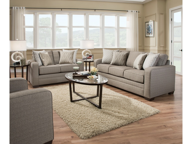 Simmons Upholstery Living Room Sofa 200069 Available At Hansens Furniture In Modesto And Winton Ca