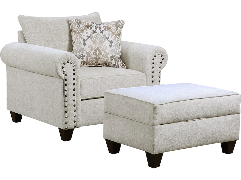 Simmons Upholstery Living Room Chair 212065 Available At Hansens Furniture In Modesto And Winton Ca Locations