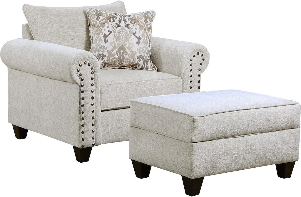 Simmons Upholstery Living Room Chair 212065 - Hansens Furniture ...