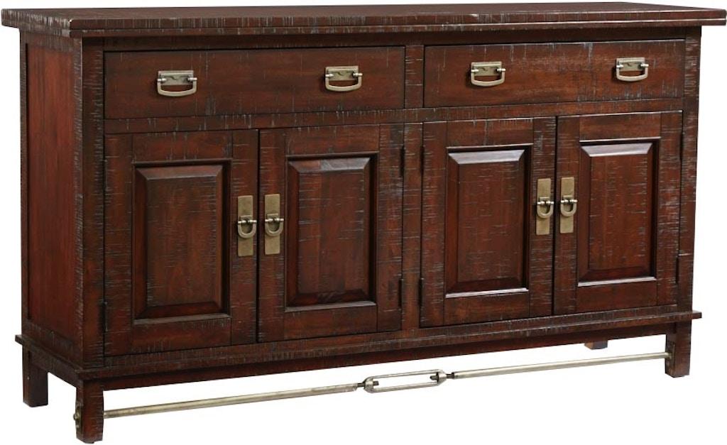 Soho 3 Door Dining Chest - Prestige Solid Wood Furniture ...