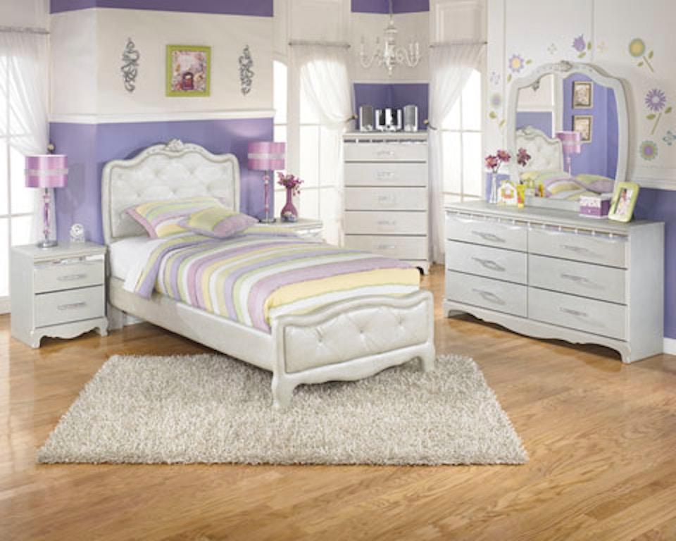 Signature Design Youth Bedroom Suite Girls - Hansens ...