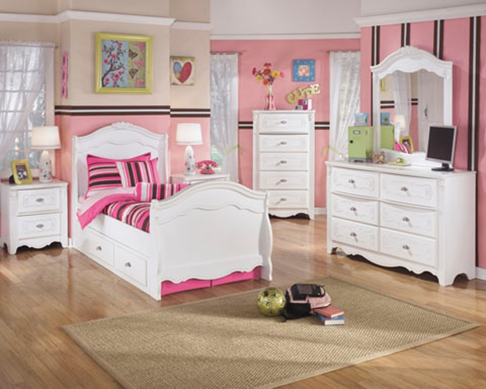 Hansen\'s Exclusives Youth Bedroom Set Country French ...