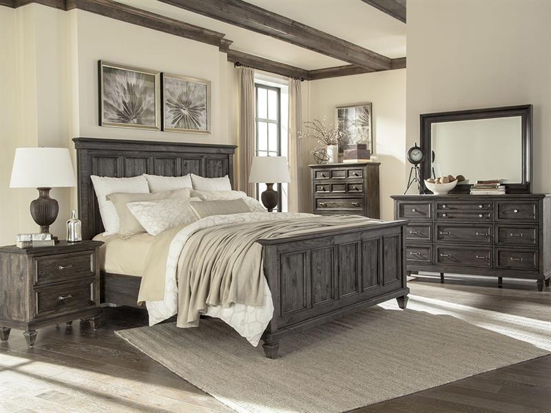 Modern Master Bedroom Set Exterior