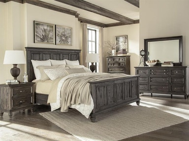Magnussen Home Master Bedroom Sets - Hansens Furniture - Modesto and ...